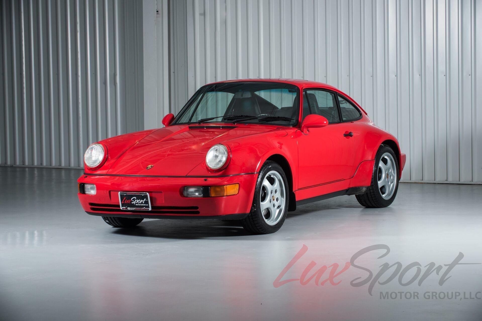 Image 1 of Porsche: 911 Red WP0AB2968RS420138