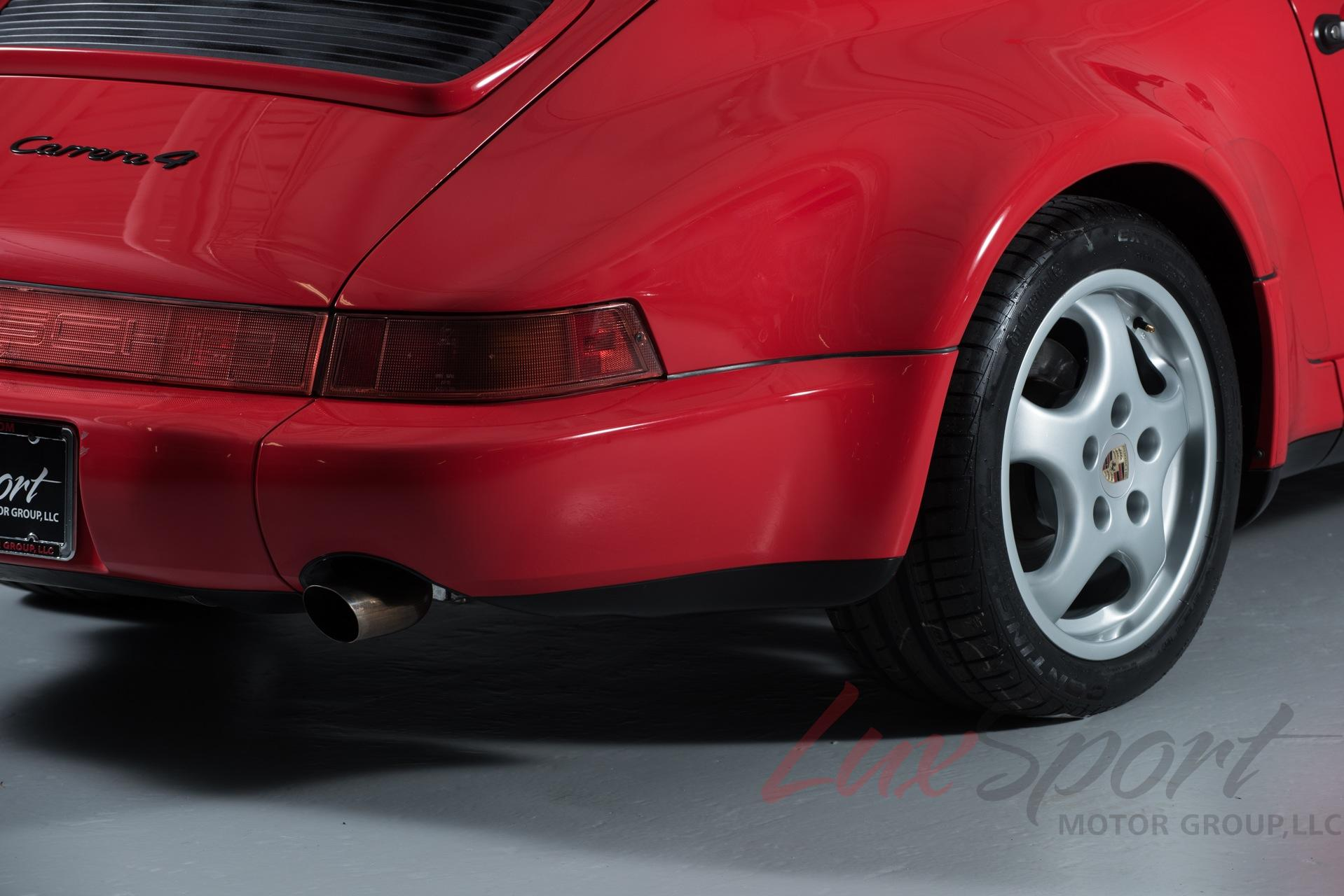 Image 2 of Porsche: 911 Red WP0AB2968RS420138