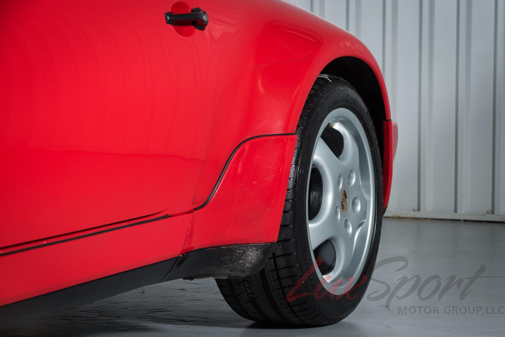 Image 4 of Porsche: 911 Red WP0AB2968RS420138