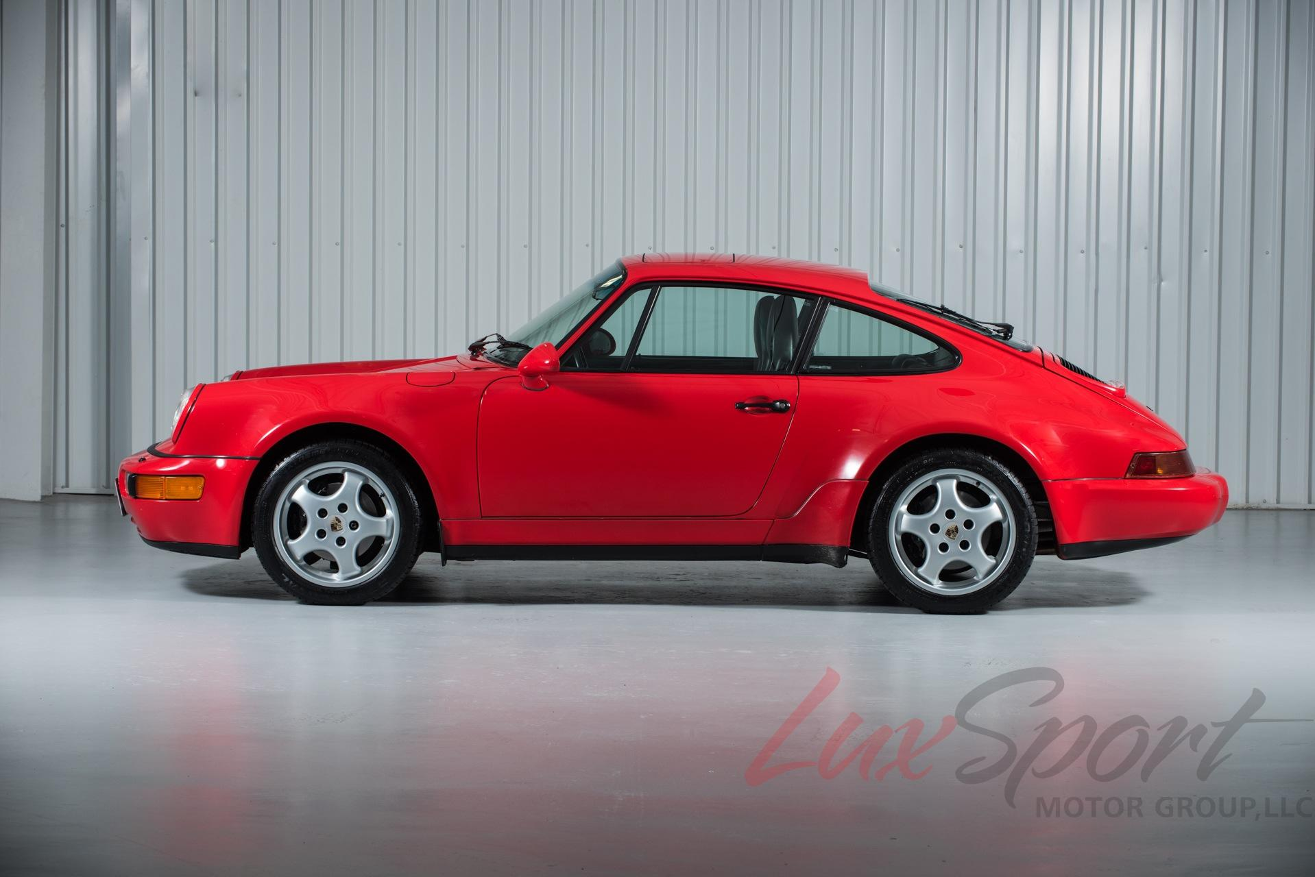 Image 5 of Porsche: 911 Red WP0AB2968RS420138