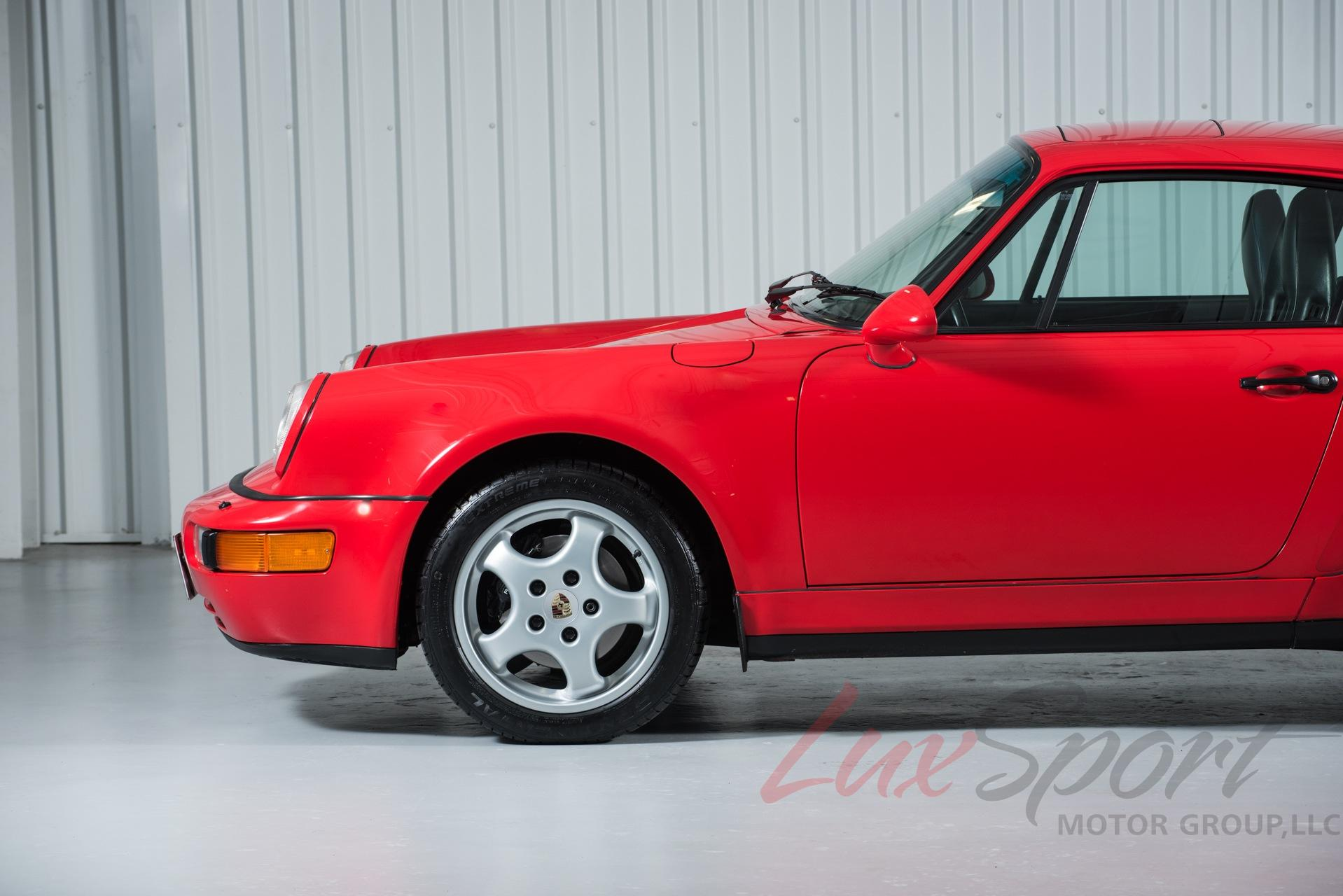 Image 6 of Porsche: 911 Red WP0AB2968RS420138