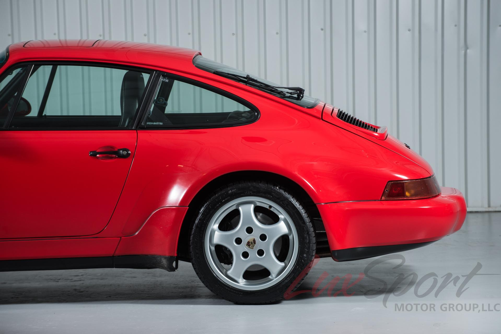Image 7 of Porsche: 911 Red WP0AB2968RS420138