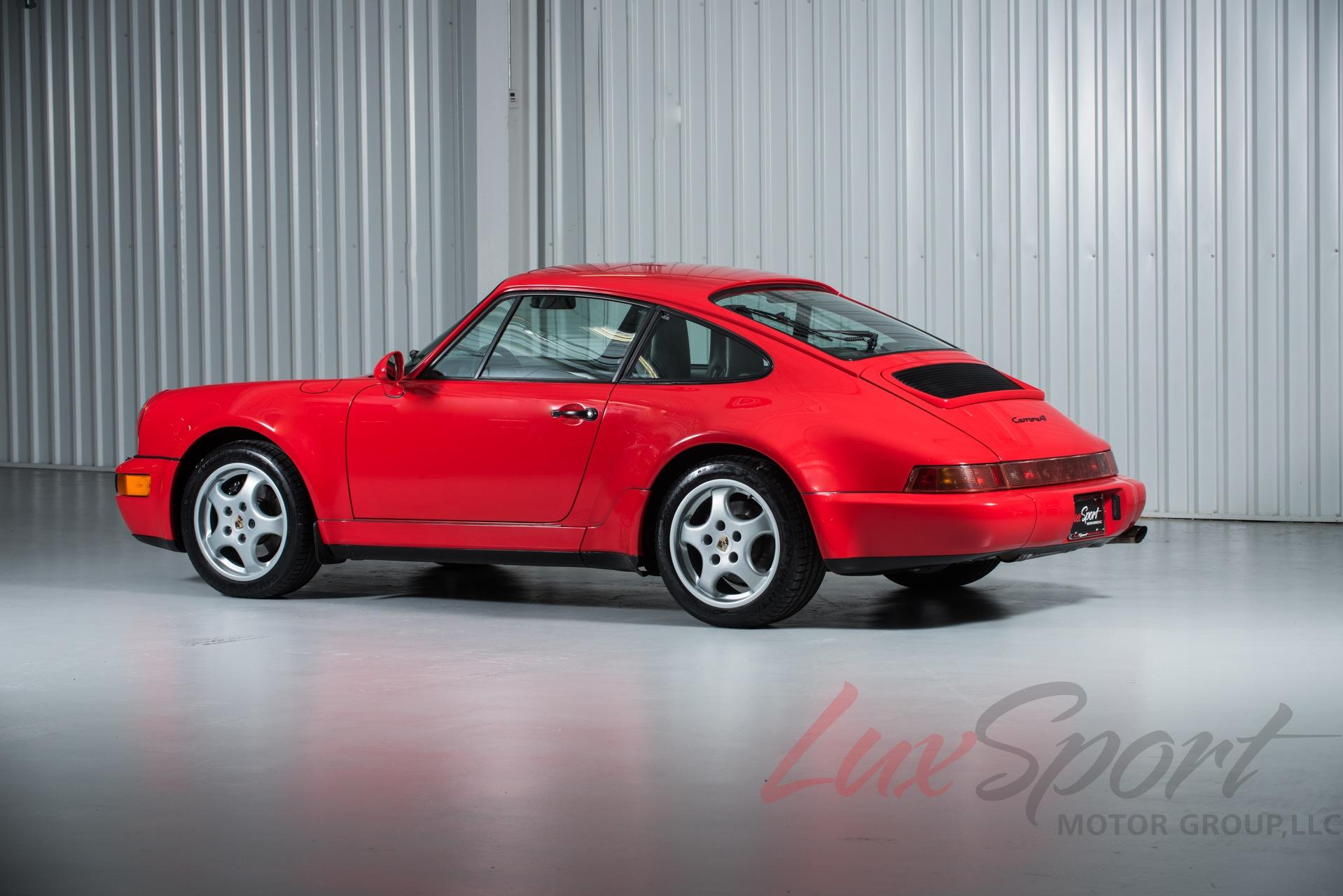Image 8 of Porsche: 911 Red WP0AB2968RS420138
