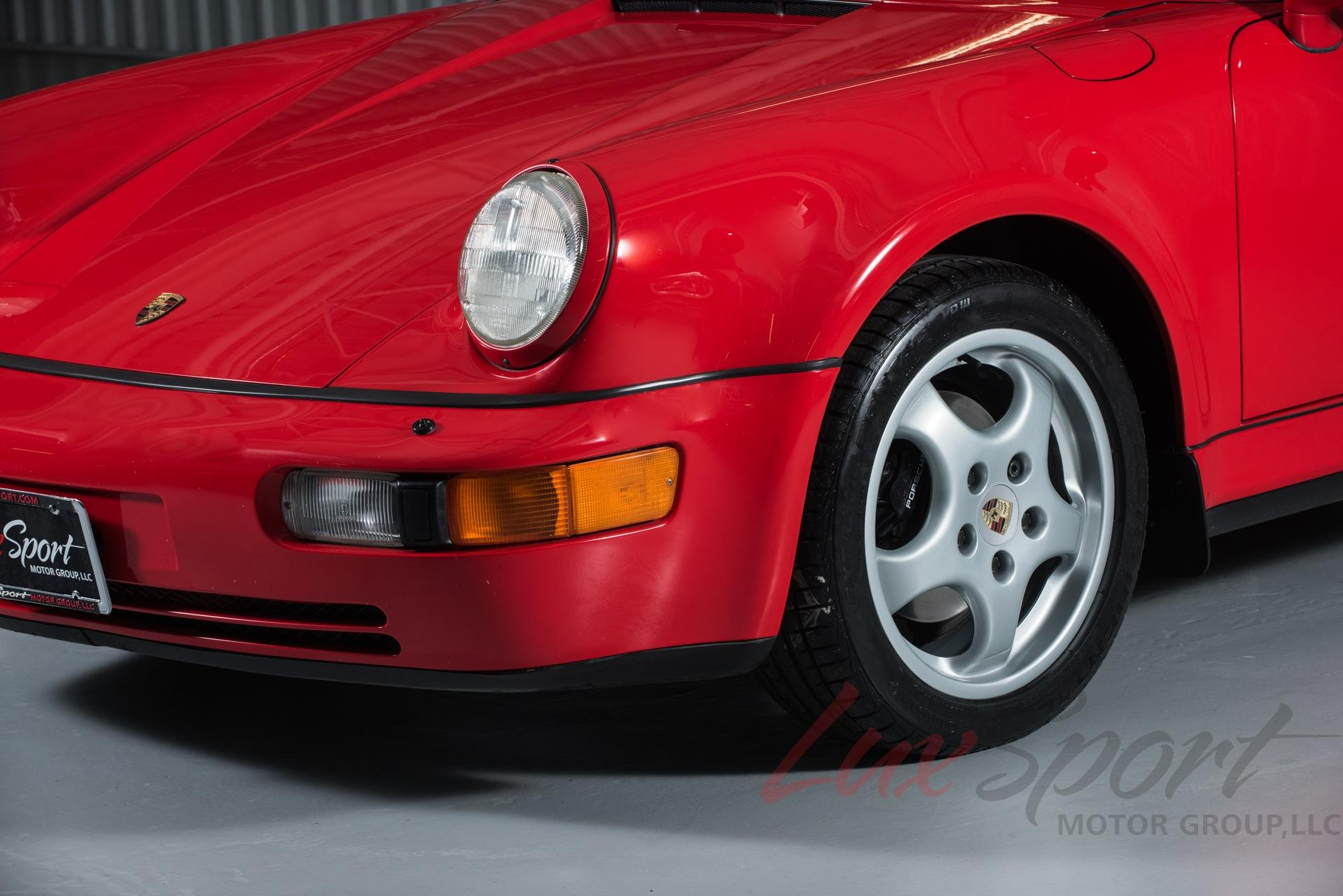 Image 9 of Porsche: 911 Red WP0AB2968RS420138