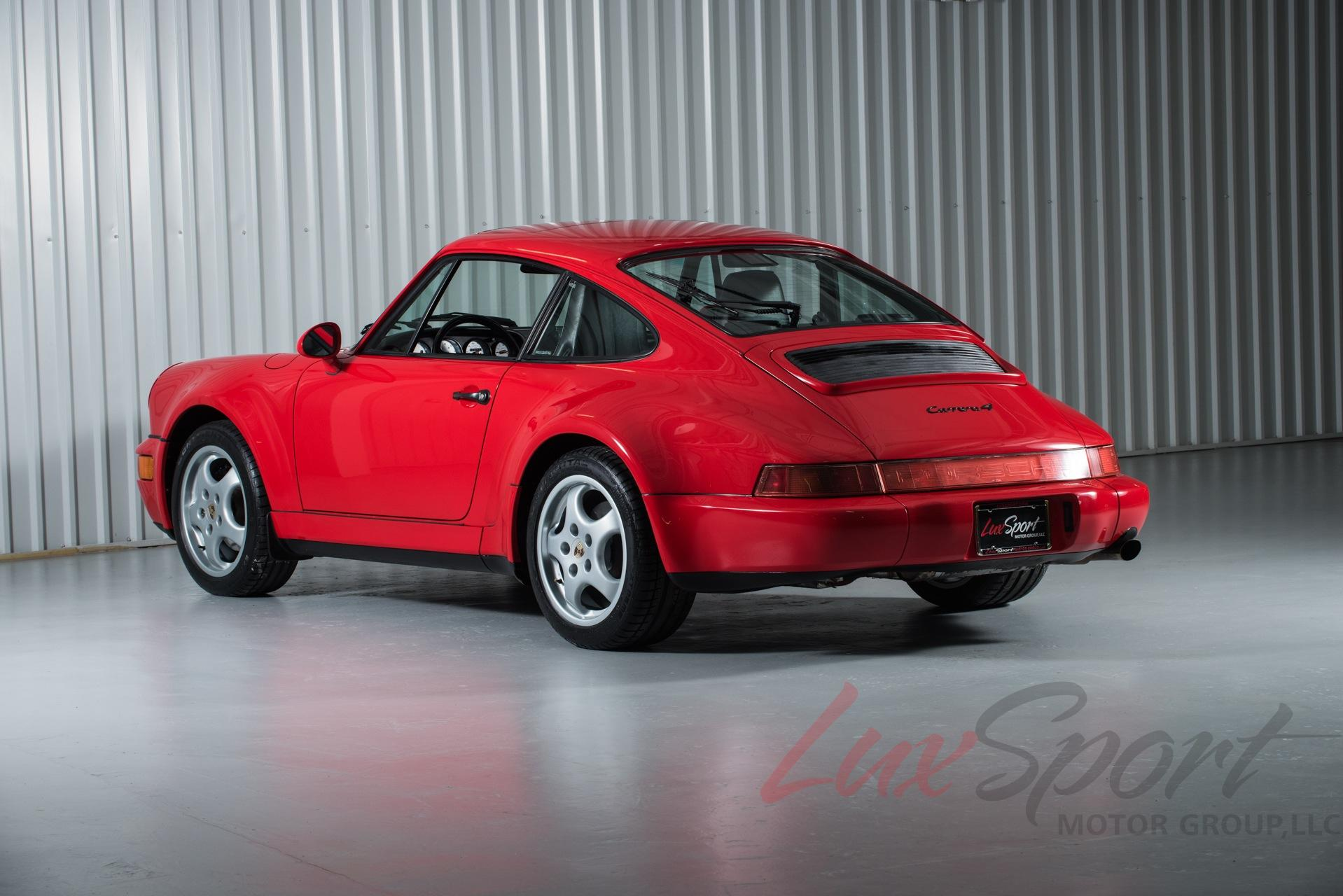 Image 10 of Porsche: 911 Red WP0AB2968RS420138