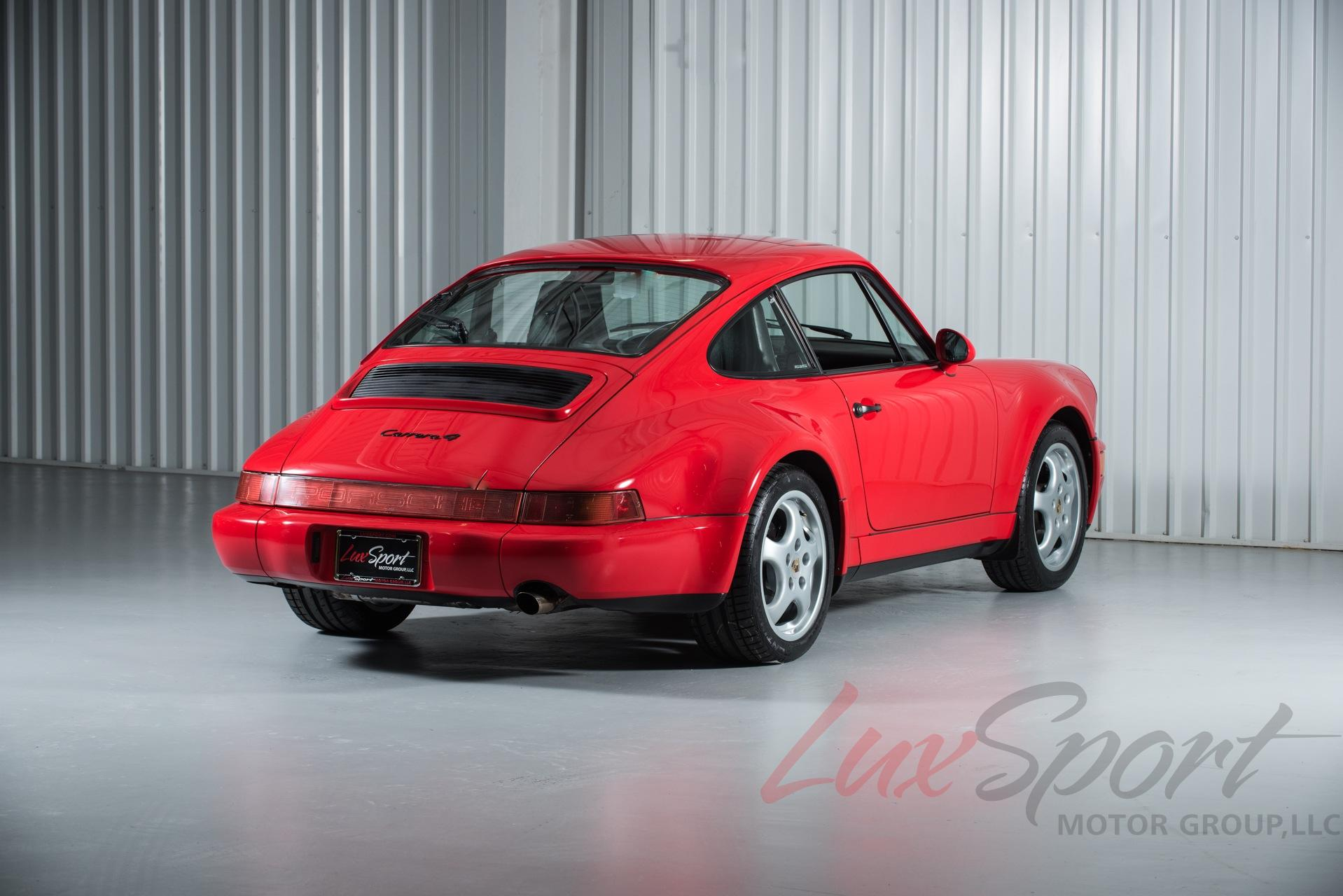 Image 12 of Porsche: 911 Red WP0AB2968RS420138