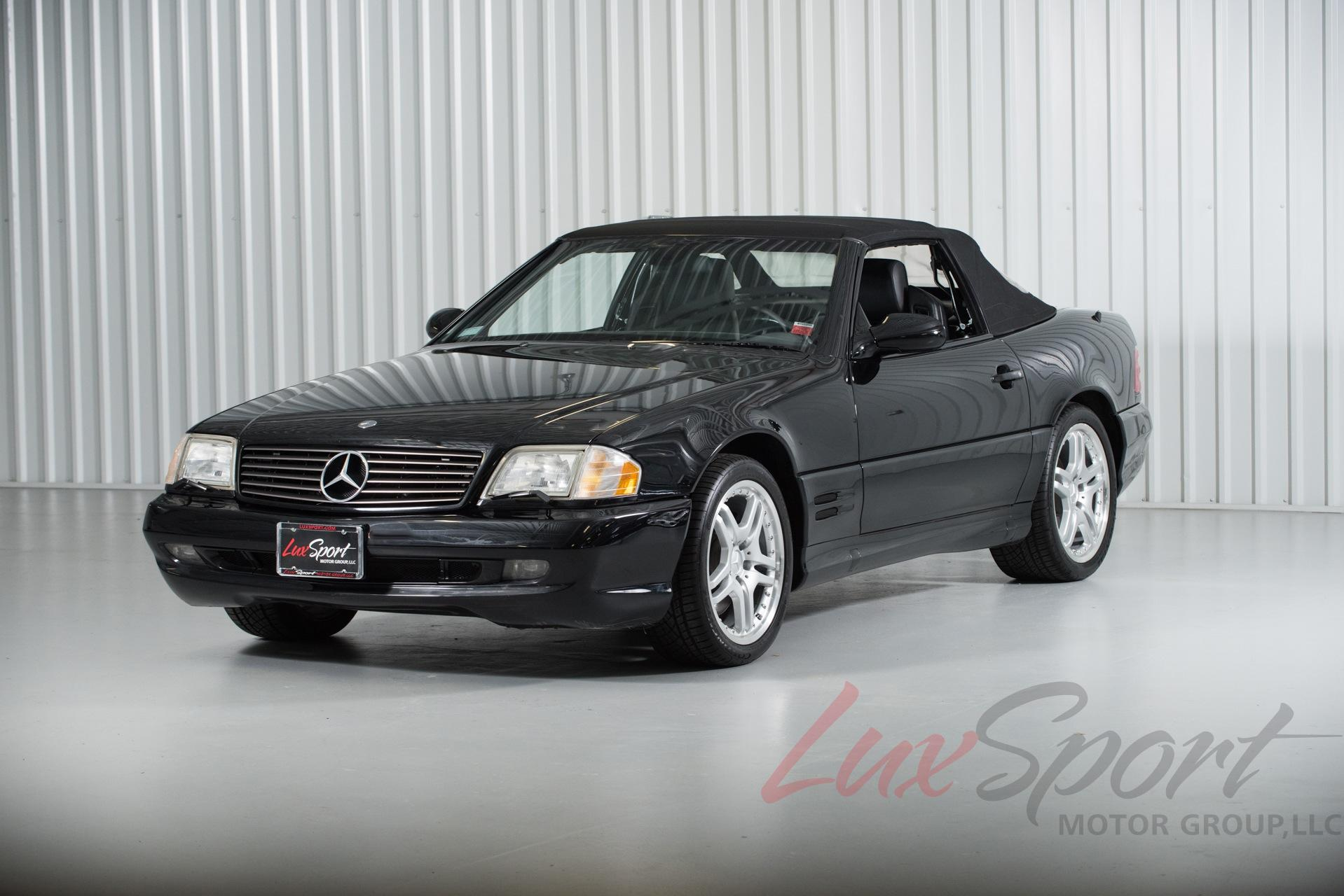 Image 5 of Mercedes-Benz: SL-Class…