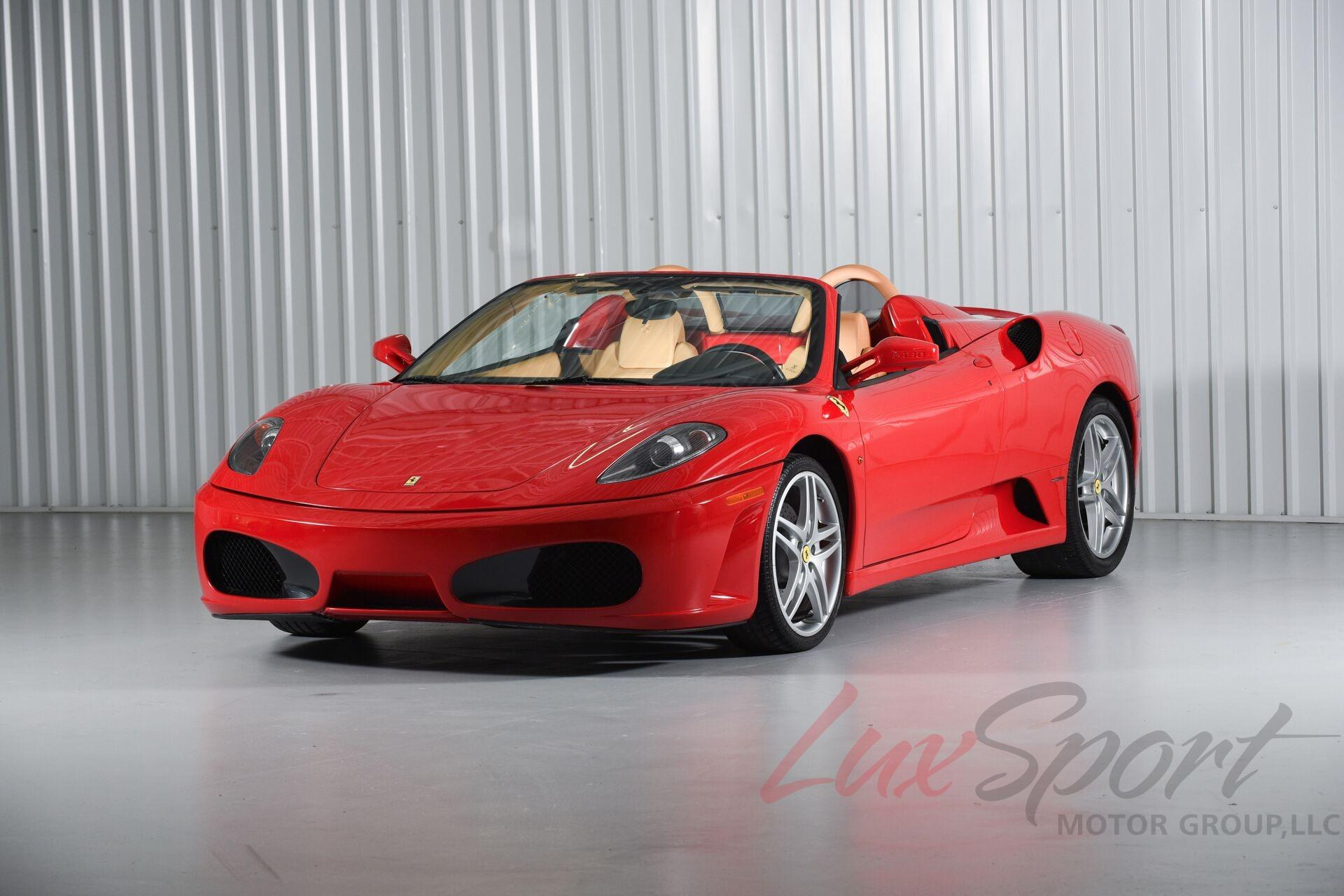 2005 ferrari f430 spider spider. Black Bedroom Furniture Sets. Home Design Ideas