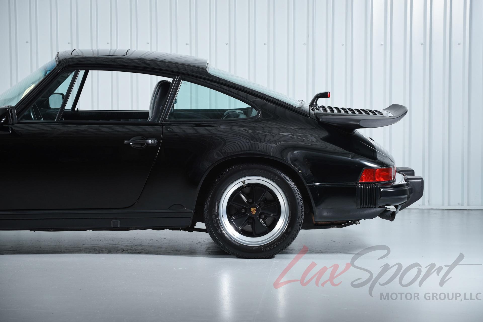 Image 6 of 1987 Porsche 911 Carrera…